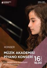 Müzik Akademisi Piyano Konseri