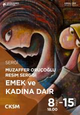Muzaffer Oruçoğlu Resim Sergisi