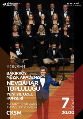 Bakırköy Müzik Akademisi Nevbahar Topluluğu