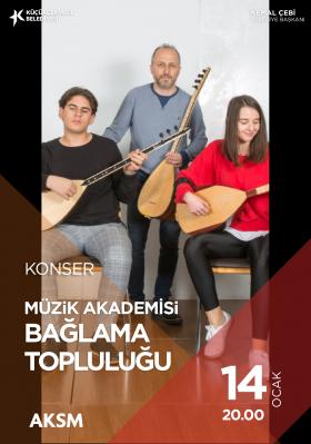 Müzik Akademisi Bağlama Topluluğu