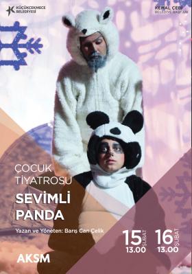 Sevimli Panda_