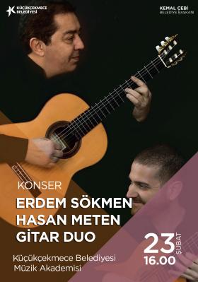 Erdem Sökmen - Hasan Meten - GİTAR DUO