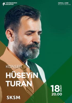 Hüseyin Turan Konseri -18 Şubat