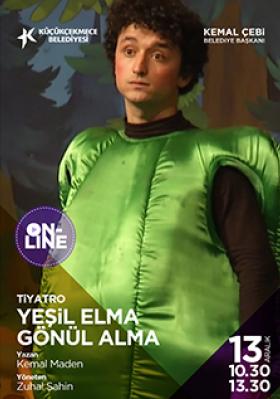 Yeşil Elma Gönül Alma